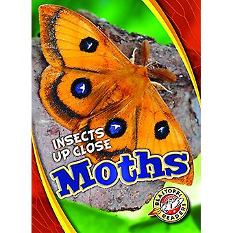 Moths by Patrick Perish - 9781626177185 Book