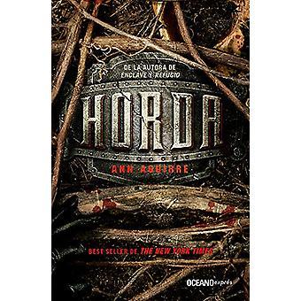 Horda by Ann Aguirre - 9786075272771 Book