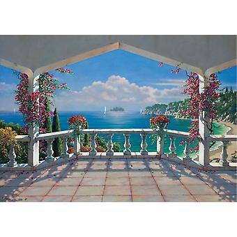 Wallpaper Mural Villa de Vista