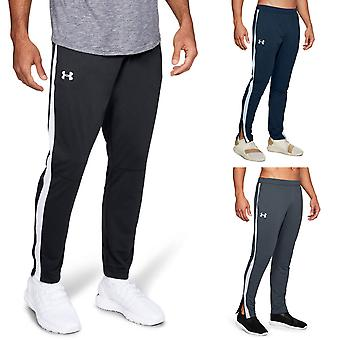 Under Armour Mens Sportstyle Pique Track Bottoms