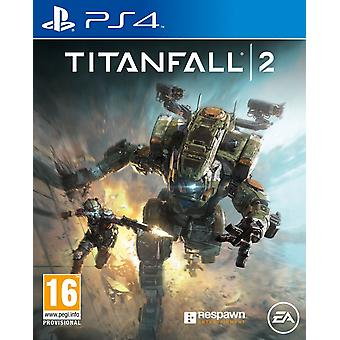 Titanfall 2 PS4 peli