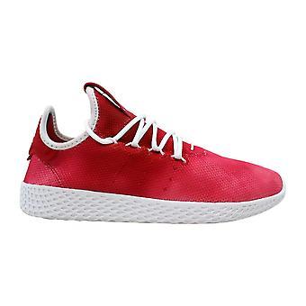 Adidas Pharrell Williams HU J Scarlet Red/White CQ2301 Grade-School