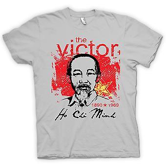 Kinder T-shirt - Ho Chi Minh die Victor - Vietnam - Kommunismus