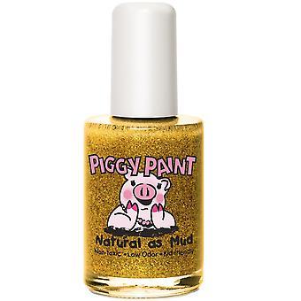 Piggy Paint Kid-vriendelijke nagellak-hart van goud (69) 15ml