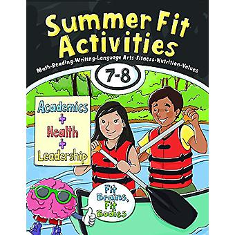 Summer Fit Activities - Seventh - Eighth Grade by Active Planet Kids