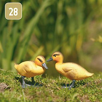Altadex Goose chicks (Garden , Garden decoration , Garden decorations)
