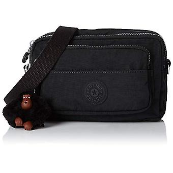 Kipling Multiple Sport Black Women's shoulder bag (True Black) 20x13x7.5 cm