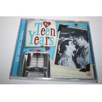 Teen Years - Vol. 4-Teen Years [CD] USA import