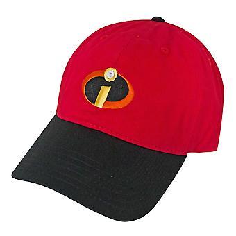 De Incredibles logo hoed