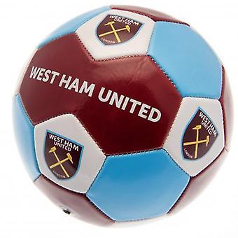 West Ham United voetbal maat 3