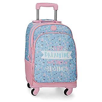 Roll Road Dreaming Backpack - 44 cm - 29.57 liters - Blue
