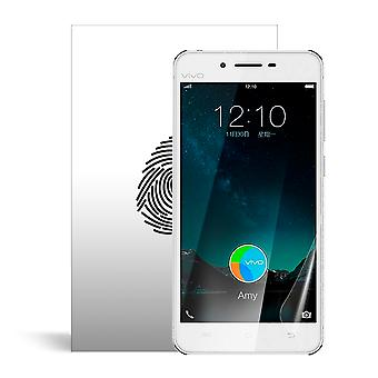 Celicious Vivid Plus Mild Anti-Glare Screen Protector Film Compatible with vivo X6S [Pack of 2]