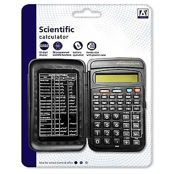 Pocket Sized Scientific Calculator With Cover GCSE Maths A Level