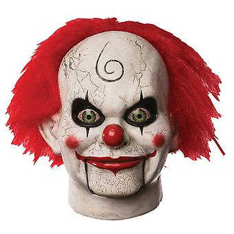 Maru Shaw Clown Puppet Mask