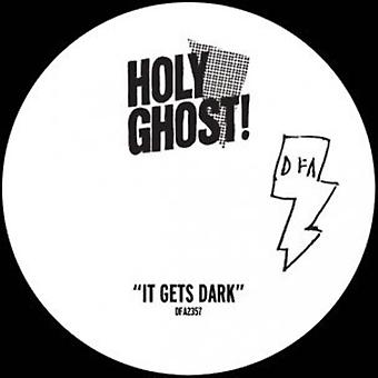 Holy Ghost! - It Gets Dark [Vinyl] USA import