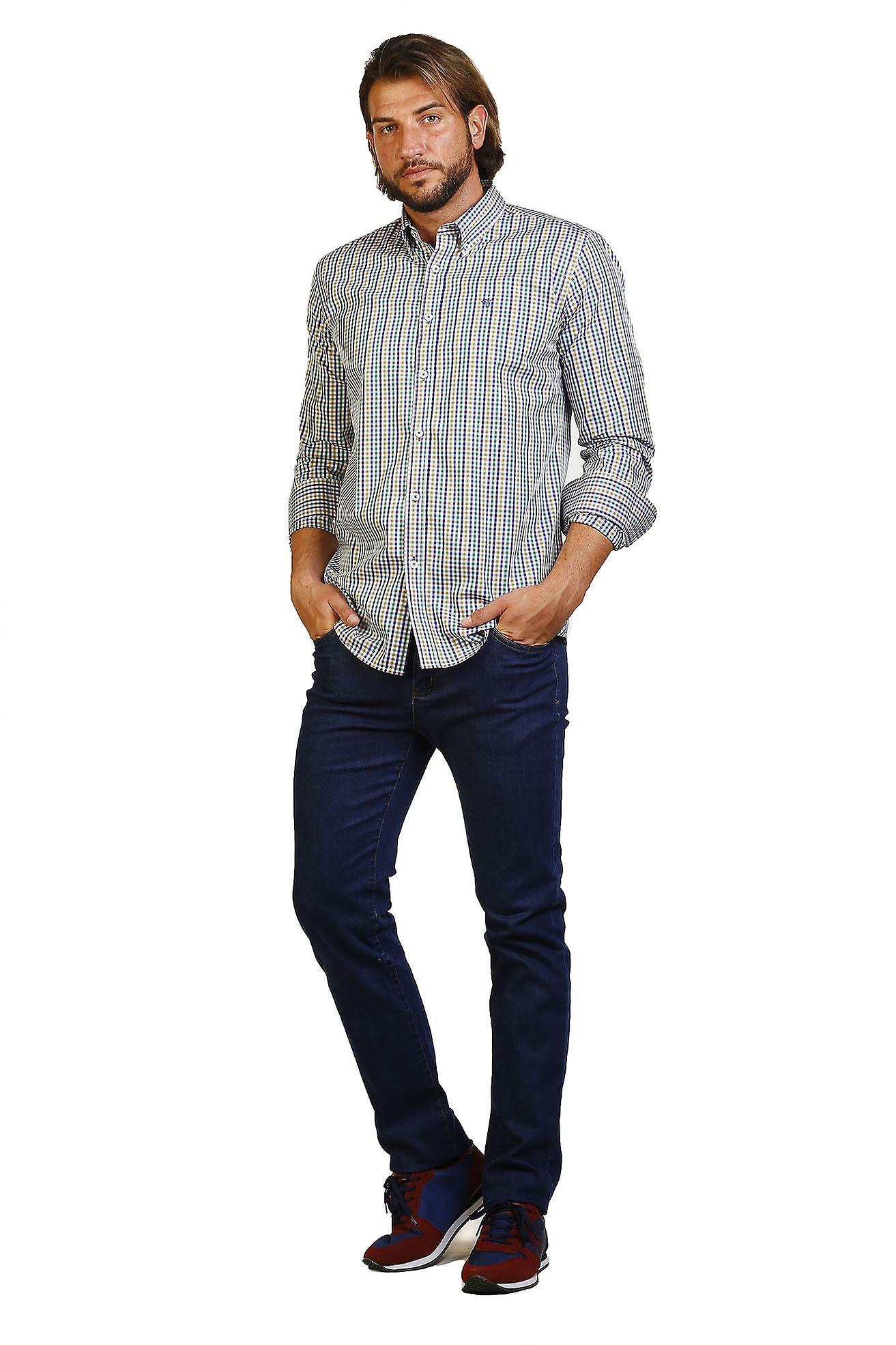 Camisa Hombre The Time Of Bocha JI1COT-239 687