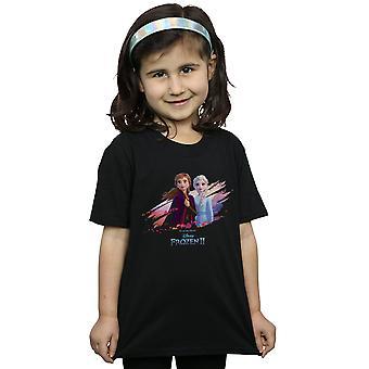 Disney Girls mrazené 2 Elsa a Anna Príroda je krásna T-shirt