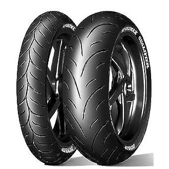 Pneus Moto Dunlop Sportmax Qualifier ( 180/55 ZR17 TL (73W) roue arrière, M/C )