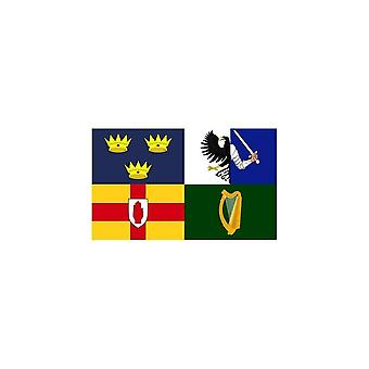 Sticker sticker car motorcycle vinyl flag ireland province