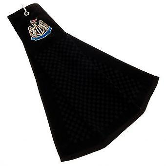 Newcastle United FC Trifold Golf Handtuch