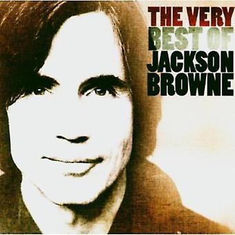 Jackson Browne - Very Best of Jackson Browne [CD] USA import