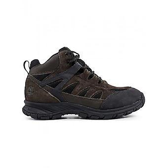Timberland - Shoes - Sneakers - SADLERPASS_TB0A1KFPD40_DKBROWN - Men - black,saddlebrown - 40