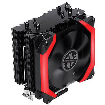 ABKONCORE CPU Cooler Coolstorm T402B Spider