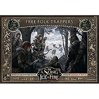 Free Folk Trappers A Song Of Ice and Fire Expansion Pack