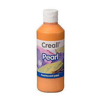 Creall Havo23423 500 ml 03 Orange Havo Pearlescent Paint Bottle