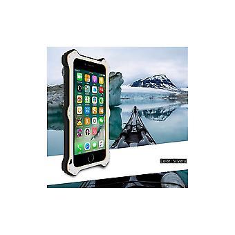IPhone 8 / IPhone 7 Bi-memer Silver And Black