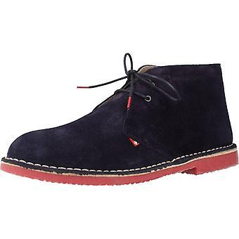 Swissalpine Ankle Boots 514m Blue Blue Color