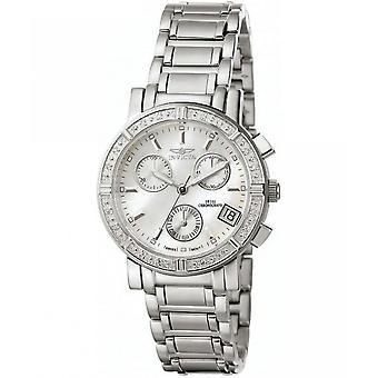 Invicta watches ladies watch Wildflower chronograph 4718