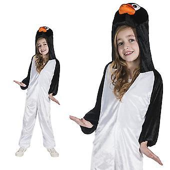 Penguin Pool vogel kinderen kostuum een stuk pinguïn kostuum