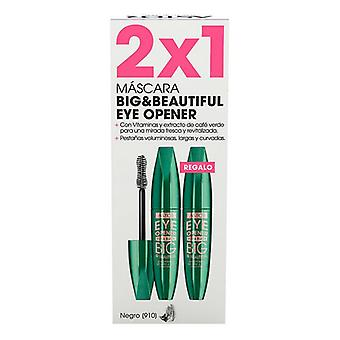 Volume Effect Mascara Big and Beautiful Eye Opener Astor (2 uds)