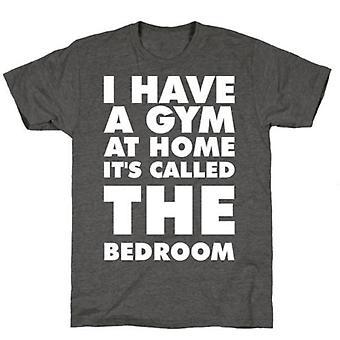 Ich habe ein Fitness-Studio-T-Shirt