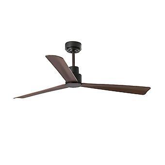 """Ventilatore a soffitto CC Nassau Brown 128cm / 50"""" con telecomando"""