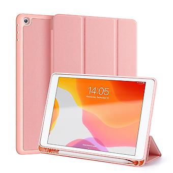 DUX DUCIS Domo Apple iPad Pro 10,2 2 2019 caz tri-fold Rose Gold