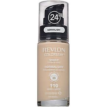 Revlon Colorstay Make-Up Per La Pelle Normale / Secca 110 Avorio 30ml