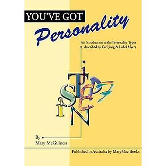 Youve Got Personality by McGuiness & Mary