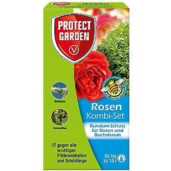 SBM Protect Garden Roses Kombi Set, 30 ml + 100 ml