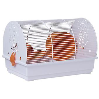 Voltrega Russian Hamster Cage 111 White (Small pets , Cages and Parks)