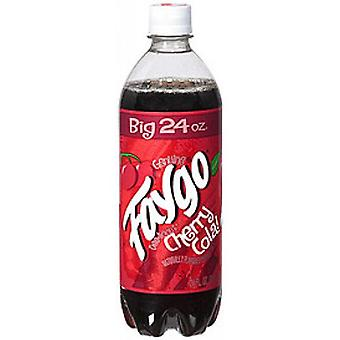 Faygo Soda Cherry Cola-( 710 Ml X 1 Bottle )