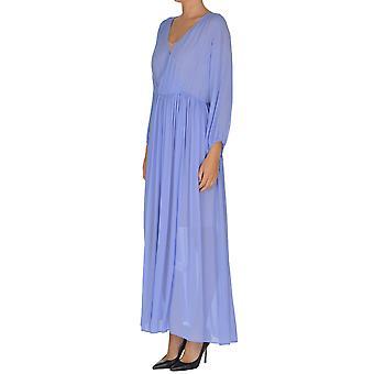 Semi-couture Ezgl426008 Women's Lilac Viscose Dress