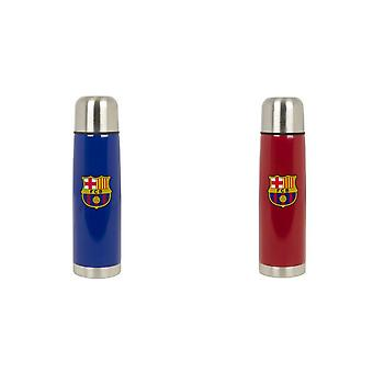 FC Barcelona Aluminium Thermal Flask