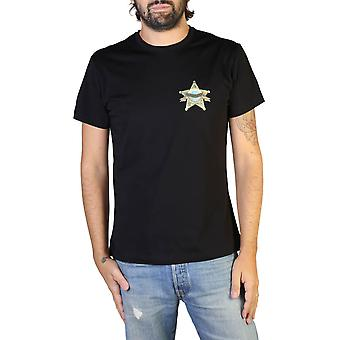 Versace Jeans Original Men All Year T-Shirt - Black Color 35604