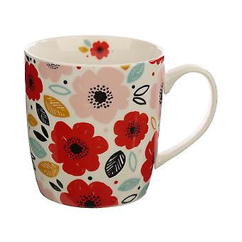 Puckator Poppy Fields Mug