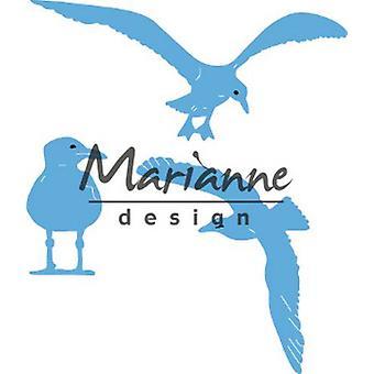 Marianne Design Creatables Cutting Dies - Tiny's Sea Gulls LR0595