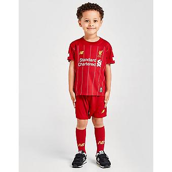 New New Balance Kids' Liverpool FC 2019 Home Kit Red