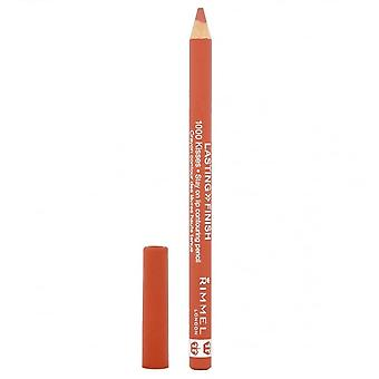 Rimmel Lasting Finish 1000 Kisses Lip Liner Pencil - 081 Spiced Nude