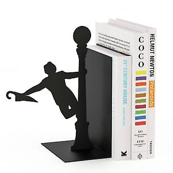 Bookend sang i regnen